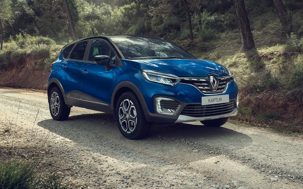 EOlUOtdzNd6MaHUTPwhSewh625 - Обновленный Renault Kaptur: начались продажи