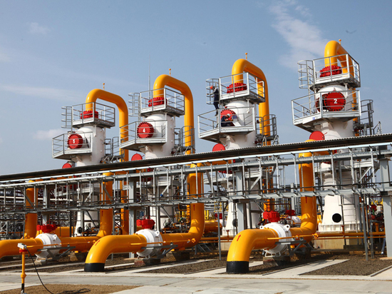 d008760f37c5ebcad652d46c32cf3647 1 - «Газпром» заключил крупнейший в своей истории контракт на поставку газа